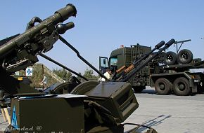 ZU-23-2 - Anti-Aircraft System, Polish Army