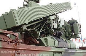 SA-8 - OSA/Gecko - 9K33M3 Anti-Aircraft weapon