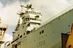 Mistral class LHD - France