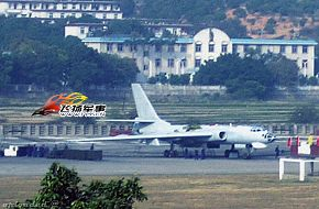 H-6 Badger - People's Liberation Army Air Force