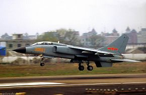 JH-7A - People's Liberation Army Air Force