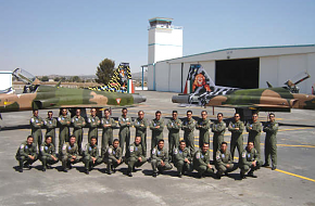 Mexican Air Force F-5s