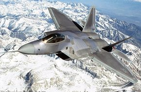 F-22 Fighter Jet - Military wallpapers