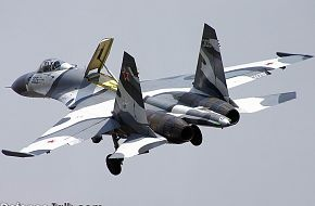 Sukhoi Fighter Jet - Military wallpapers
