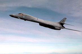 B-1 Bomber - Military Aircraft Wallpapers