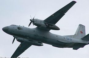 AN-26 - Military Aircraft Wallpapers