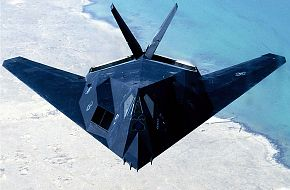 F-117 Nighthawk Fighter-Bomber - Military Aircraft Wallpapers