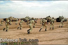 Zolfaqar war games - Iranian Armed Forces, 1st stage