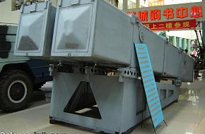 YJ-8X Missile Launcher - People's Liberation Army Navy