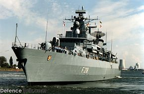 GM-Gregatte Mecklenburg - Navy ships wallpapers
