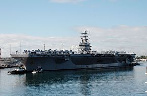 Aircraft Carrier - Navy ships wallpapers