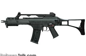 G36-K - Military Weapons Wallpapers