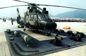 WZ-9 - People's Liberation Army Air Force