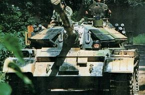 Type-59 MBT - People's Liberation Army