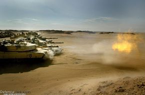 Abrams Tank, US Army - Military Weapons Wallpapers