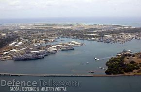 Pearl Harbor, Hawaii - US Navy, RIMPAC 2006