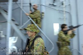 Visit Board Search and Seizure (VBSS) - RIMPAC 2006