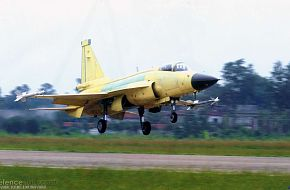 FC-1/JF-17 Xiaolong - People's Liberation Army Air Force