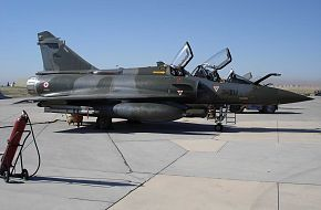 Dassault Mirage 2000B - French Airforce