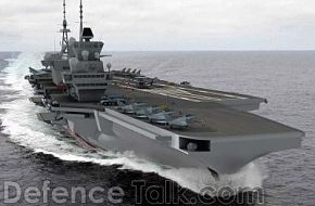 New DCN projects : PA2 aircraft carrier