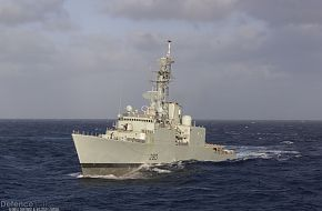 HMCS Iroquois Iroquois-class Area Air Defence Destroyer DDG