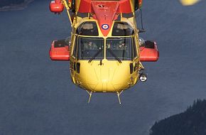 CH-149 Cormorant SAR helicopter