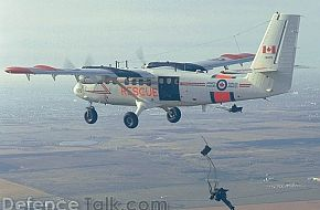 DHC Twin Otter STOL