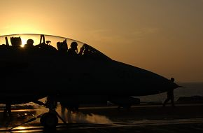 F-14 Tomcat - Final Deployment