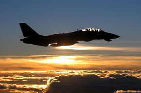F-14D Tomcat - Final Deployment, Blacklions of Fighter Squadron