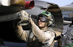 F-14D Tomcat - adjustments to the tailhook