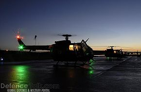 BO 105 Helicopters - Swedish Air Force, Nordex 2006
