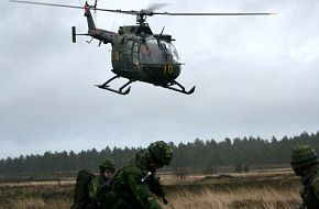 Hkp 9 - Swedish Air Force, Nordex 2006