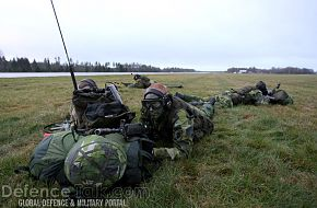Reconnaissance operations - Swedish Air Force, Nordex 2006