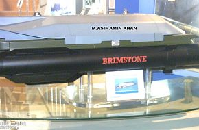 Brimstone - IDEAS 2006, Pakistan