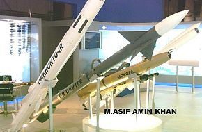 Denel Missiles - IDEAS 2006, Pakistan