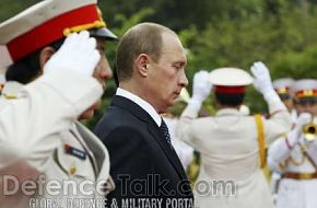 Russian President Vladimir Putin - News Pictures