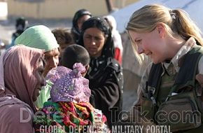 Women in World Armed Forces