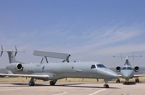 Hellenic Air Force Embraer ERIEYE AWACS