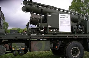 SAGEM Sperver UAV carrier