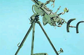 Iranian made Dooshka AA gun (12.7MM)