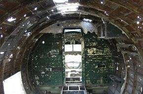 Inside the DC-3
