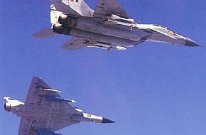 MiG 29 and LCA