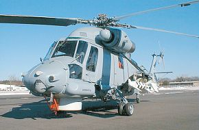 Australia's new SH-2G Super Seasprite Helicopter