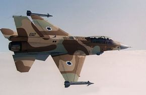 Israeli Air Force F-16D Block 40