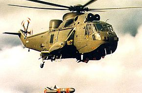 Indian Navy Sea King