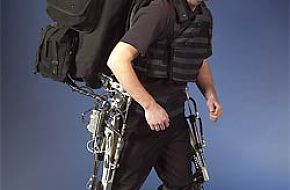 New Robotic Exoskeleton