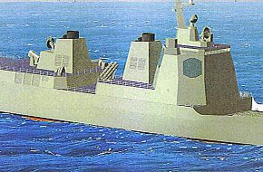 Proposed Gibbs & Cox International Frigate