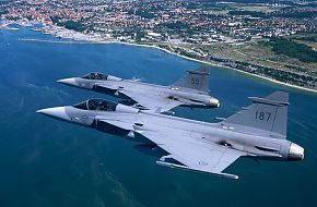 Another Gripen pic