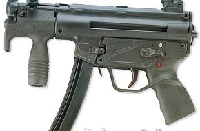 Iranian made MPT-9K submachine gun
