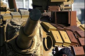 Iranian modified T-55